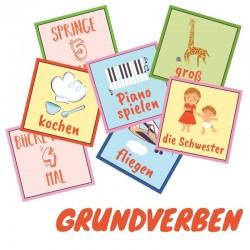 GRUNDVERBEN (BASIC VERBS)