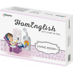 Homenglish Let's chat in...